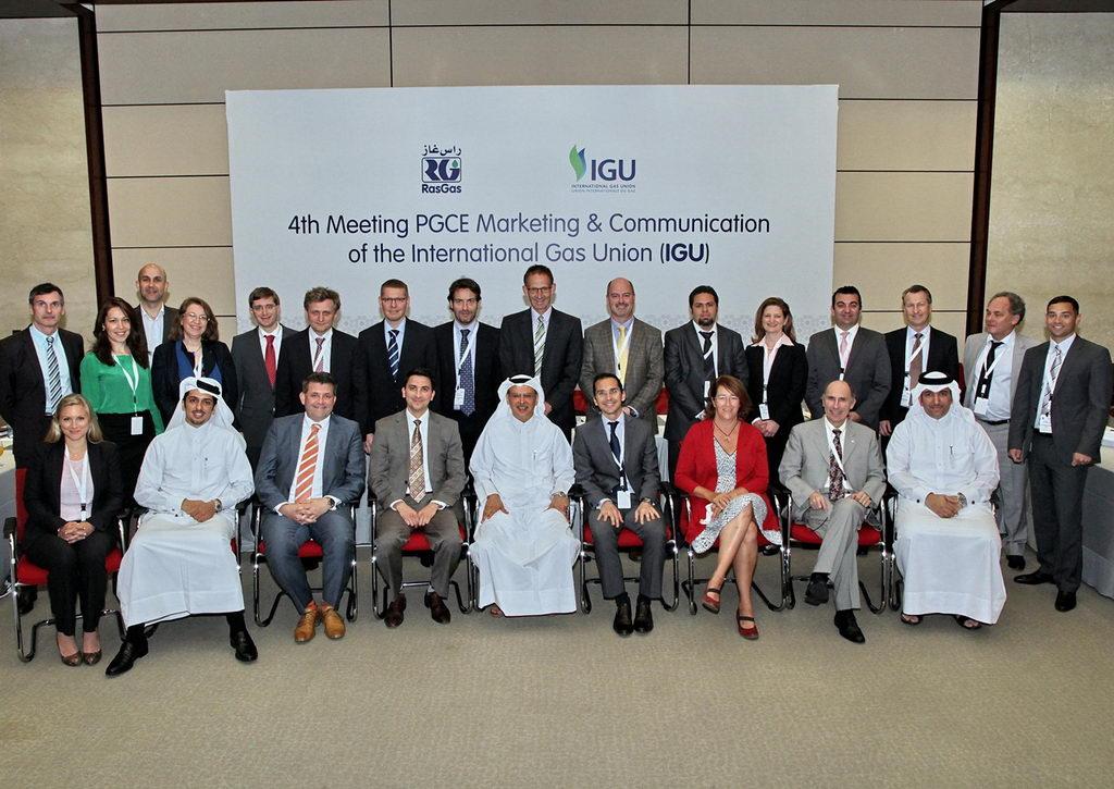 RasGas hosts IGU meeting in Qatar | Qatar is Booming